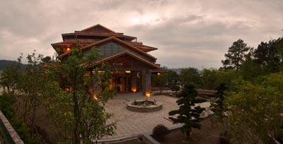 千岛湖温馨岛度假酒店
