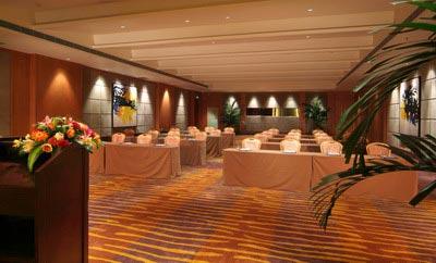 东莞市帝豪花园酒店1号会议室课堂式图片