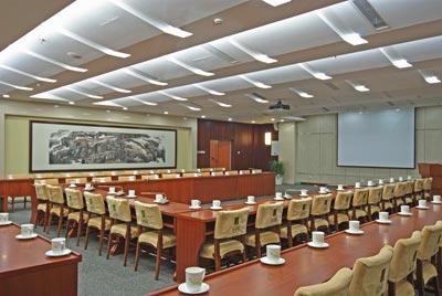 北京远望楼宾馆中型会议室