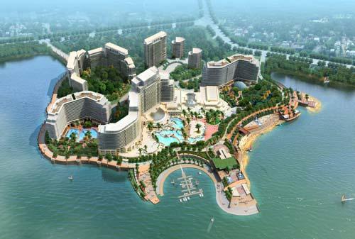 杭州千岛湖绿城度假酒店