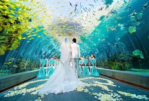 三亚海棠湾天房洲际度假酒店 乐享海岛婚礼季