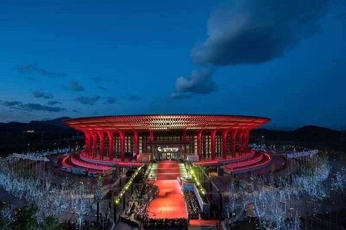 """将""""春天来北京看最好的电影节""""这一主题展现的淋漓尽致.图片"""